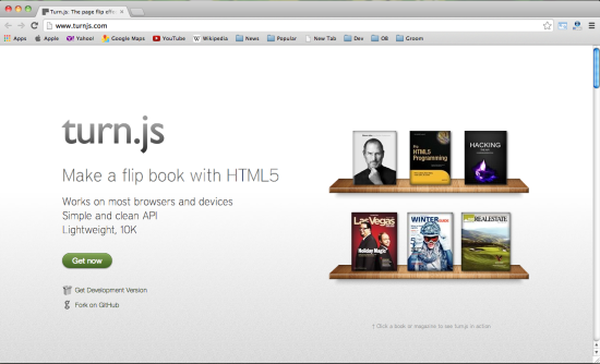 开发者必备的 12 个 JavaScript 库-Meiam's Home