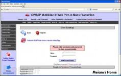 用SQLMap进行SQL盲注测试