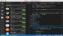 使用 Visual Studio Code 优雅的书写 VUE 代码